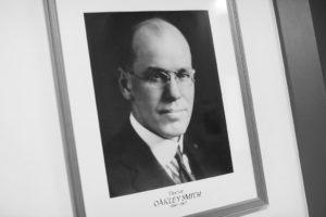 Oakley Smith, naprapatins grundare